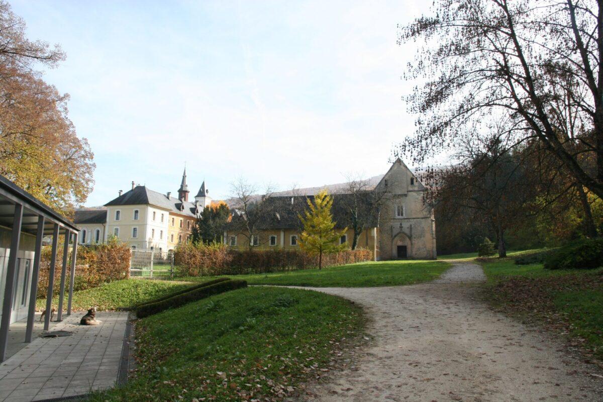 A peek behind the walls of the Charterhouse Pleterje
