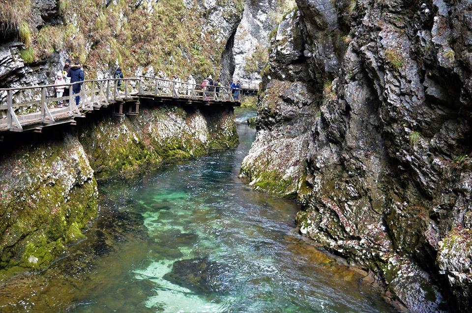 The Vintgar Gorge – your destination for 2017!