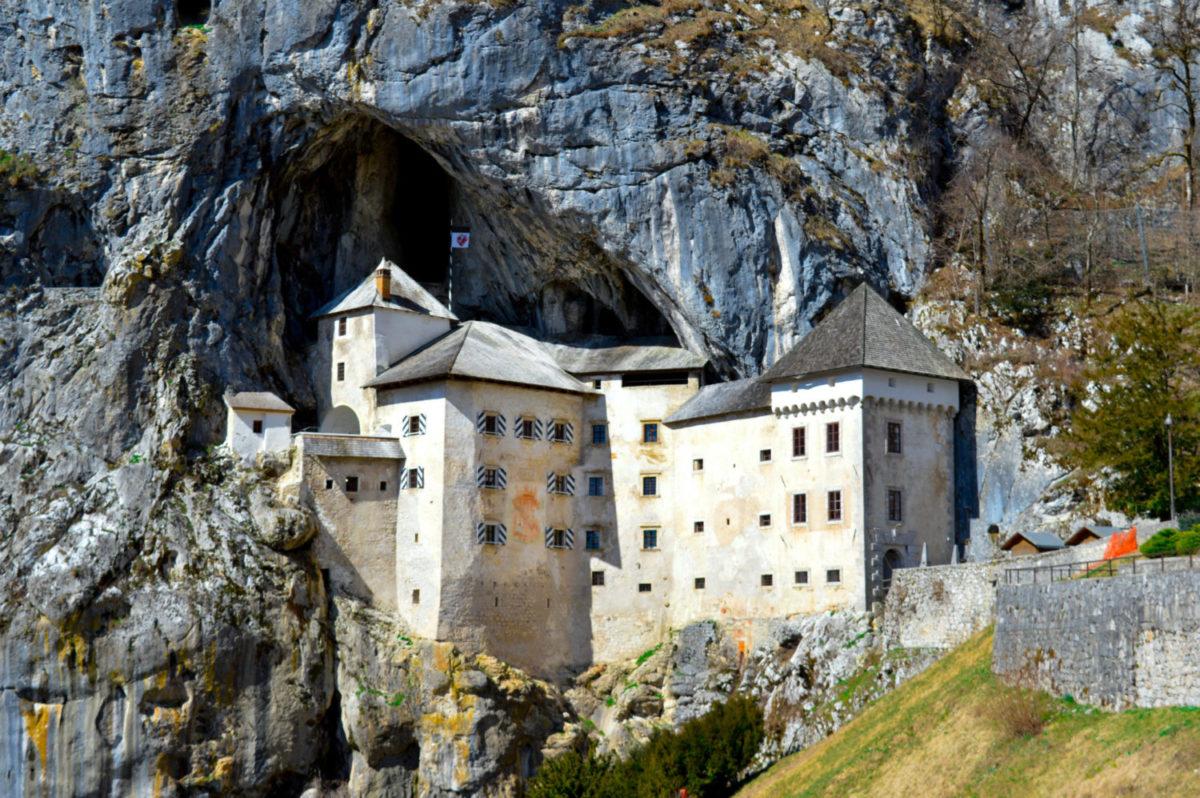 The Spectacular Predjama Castle in Slovenia