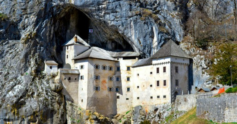 The Spectacular Predjama Castle in Slovenia