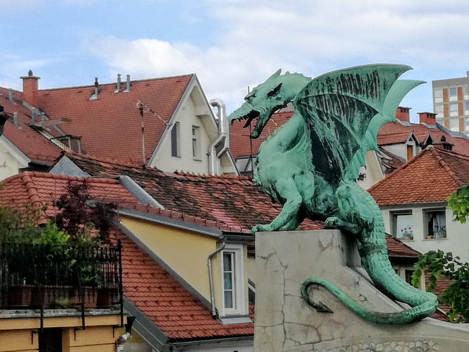 3  BIG reasons why you will LOVE Ljubljana