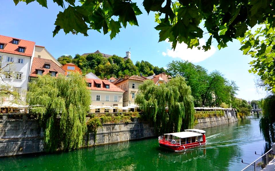 Ljubljana among the BEST weekend escapes in the latest National Geographic Traveller UK