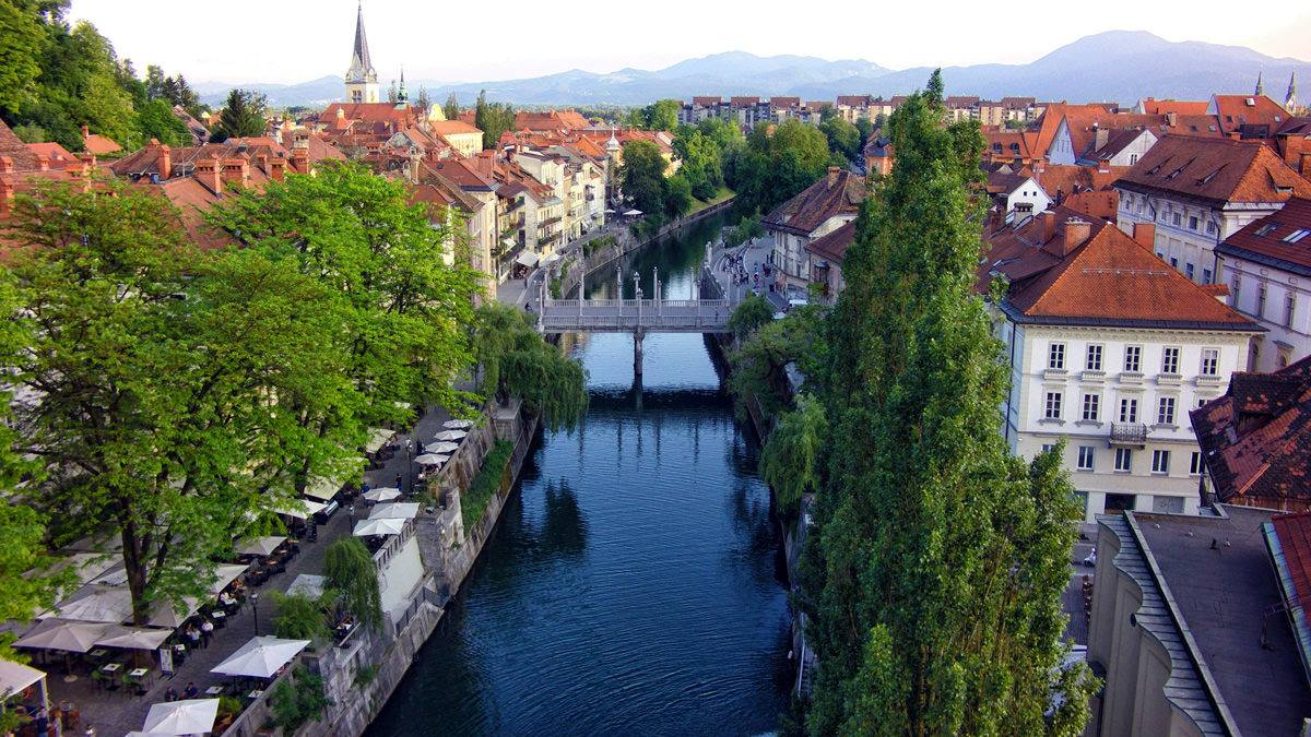 3  BIG reasons why you will LOVE Ljubljana