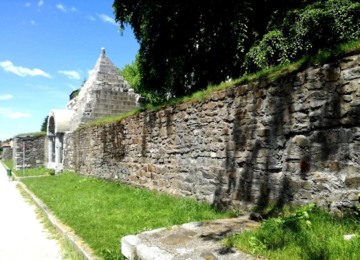 Exploring the Roman city of Emona – in Ljubljana