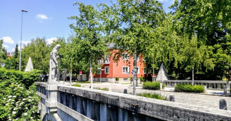 5 Ljubljana neighbourhoods to visit!
