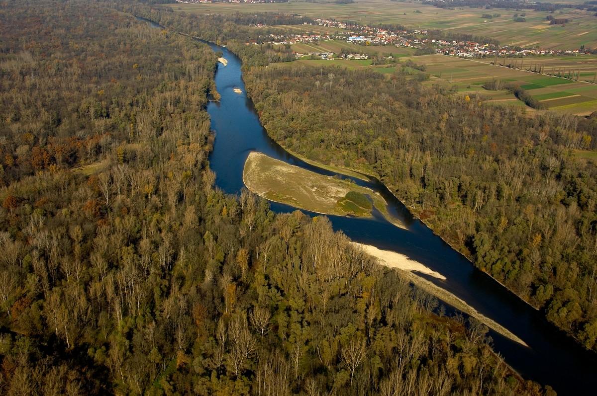 Reka Mura: Spust po evropski Amazonki