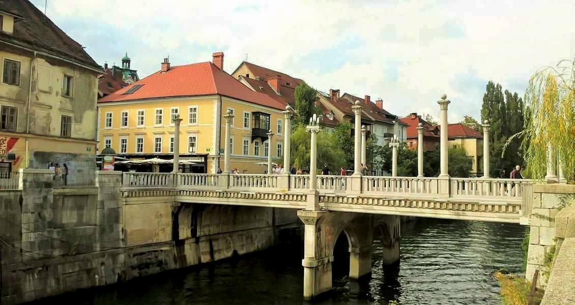 Will Plečnik's Ljubljana works become part of the UNESCO world heritage?