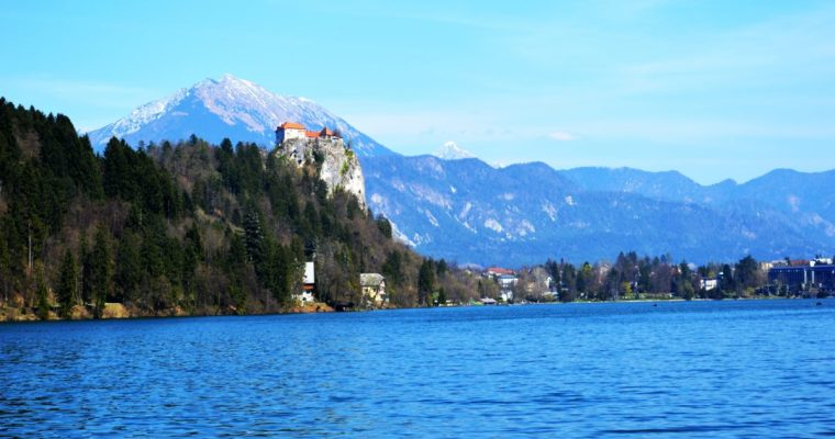 Lake Bled in Slovenia will take your breath away!