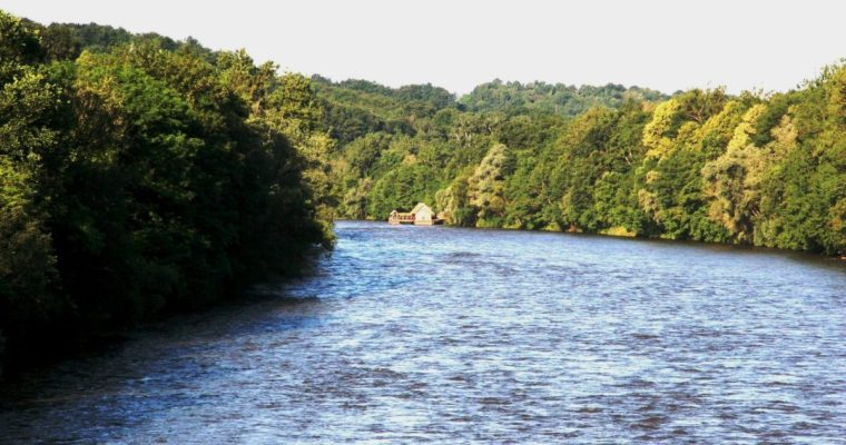 Mura River – a secret paradise for fishermen and nature lovers