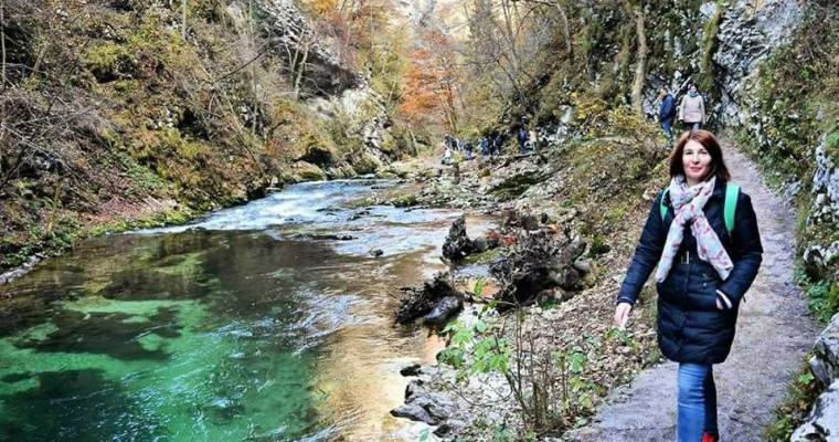 Vintgar Gorge – your destination in Slovenia!