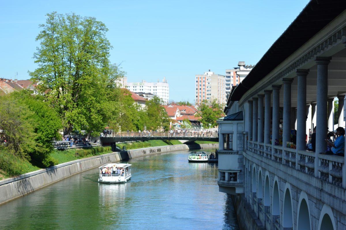 Ljubljana: Your green spring delight!