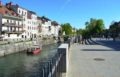 Ljubljana spring