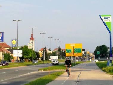 Ljubljana ends here.