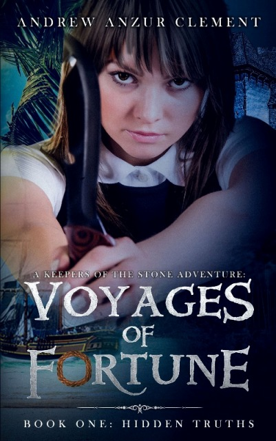 Voyages of Fortune, the current series that Andrew is writing.