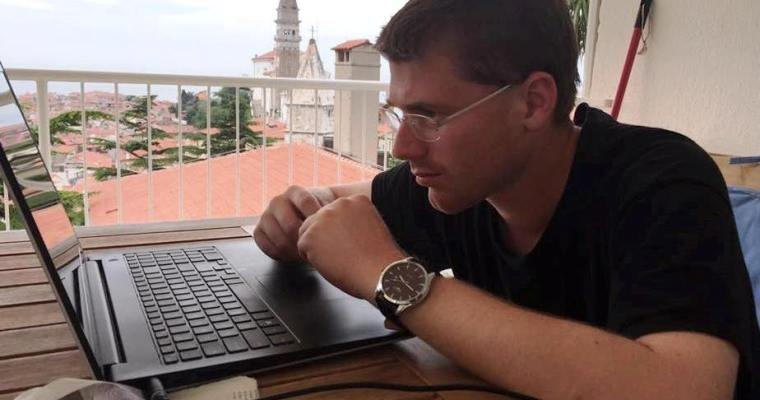 Writing Fantasy In Slovenia: An Interview With Author Andrew Anzur Clement