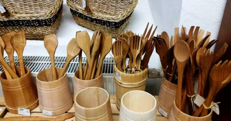 "Visiting Ribnica – the town famous for woodenware or ""suha roba"""