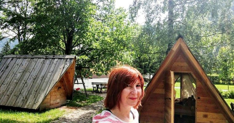 Camping and glamping in Zgornje Jezersko