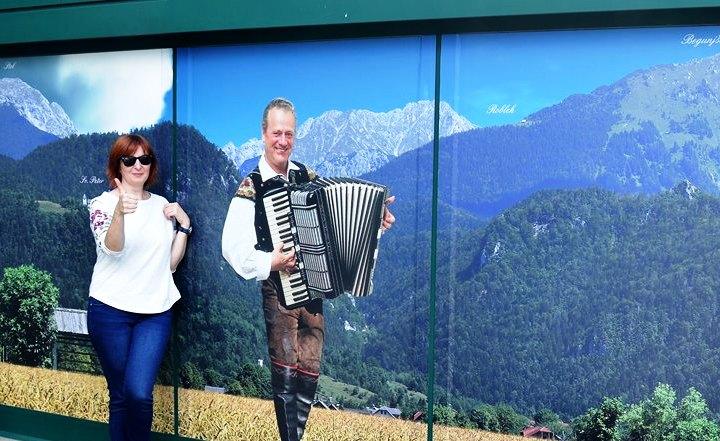 Our visit to the Avsenik Museum in Begunje
