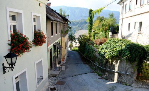 Lovely Radovljica streets ...