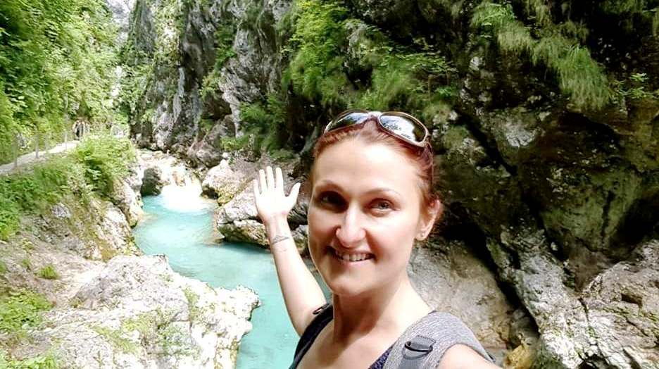 Anya Piatkowska: Slovenia is a perfect place to reset and redefine what really matters in life!