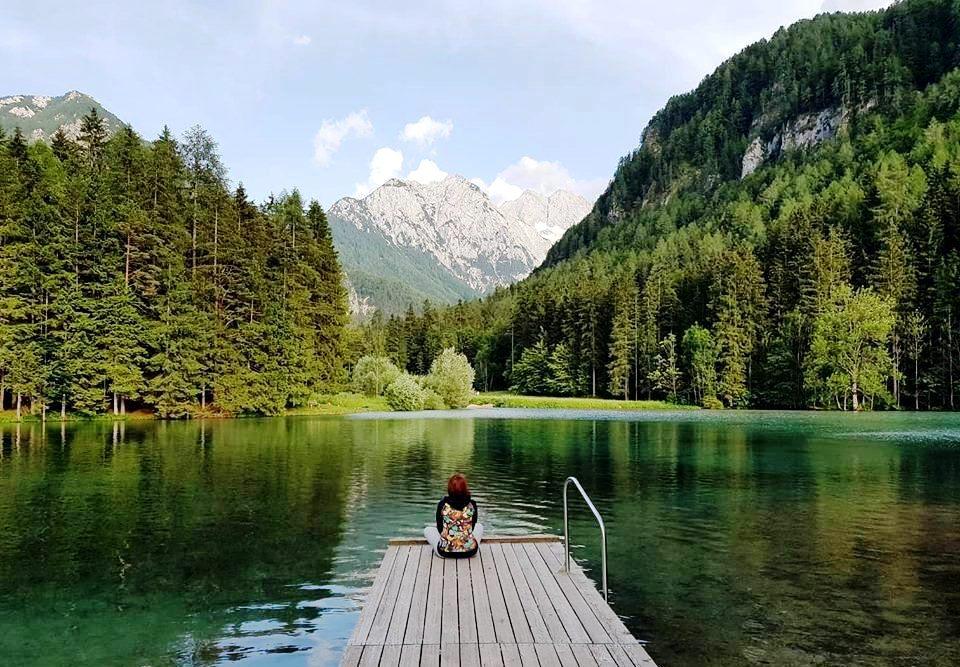 Zgornje Jezersko – a journey into the heart of  the nature