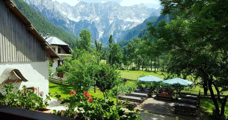 Zgornje Jezersko – a journey into the heart of  the nature