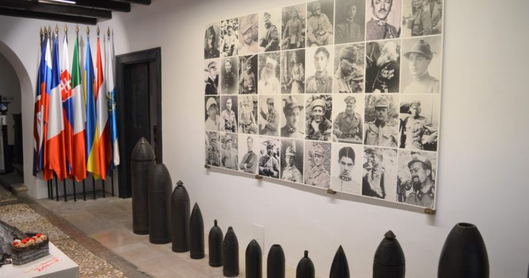 KOBARID MUSEUM – A WAR MUSEUM (WW1), WITH A MESSAGE OF PEACE