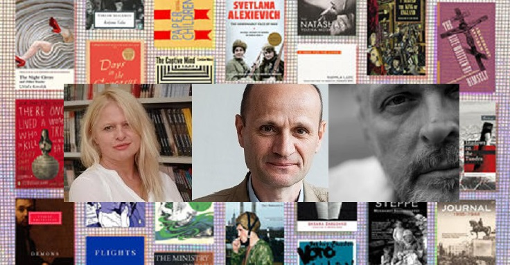 HUGE RECOGNITION: Works by three Slovenian authors – Kumerdej, Šarotar and Mazzini – among BEST books of Eastern Europe, Central Asia