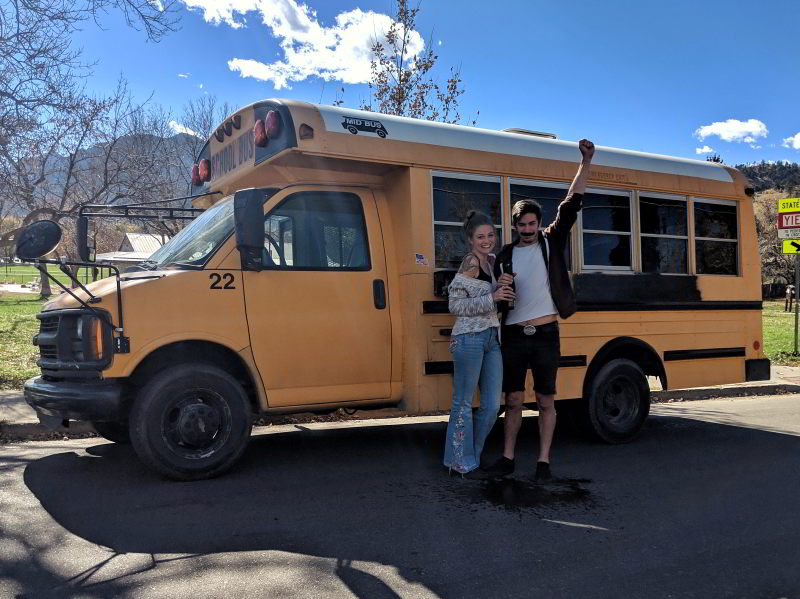 So, We Bought a Bus
