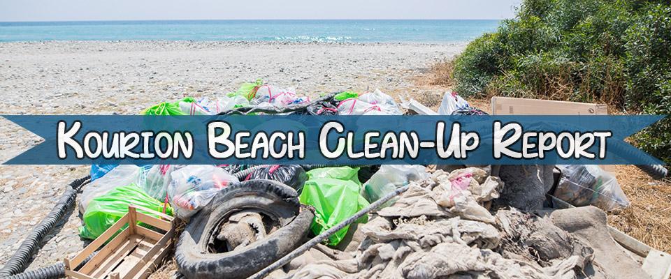Kourion Beach Cleanup