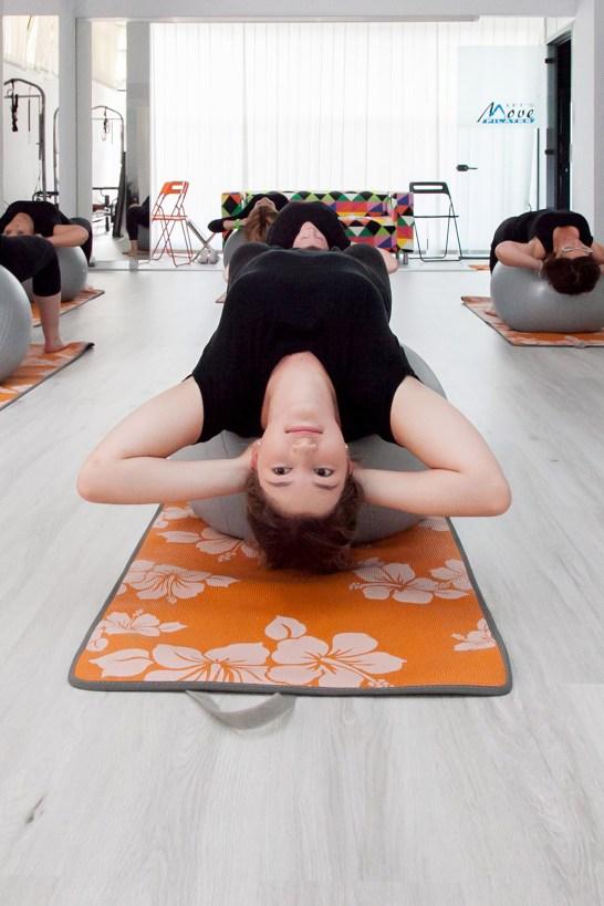 pilates matwork udine