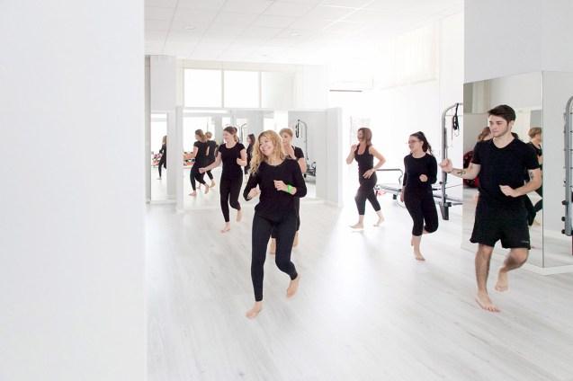pilates latino ginnastica aerobica udine