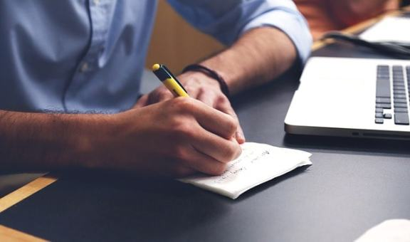 writing everything down and keeping a to-do list is one of the best successful habits