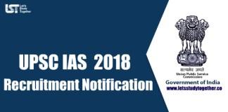 UPSC IAS Recruitment