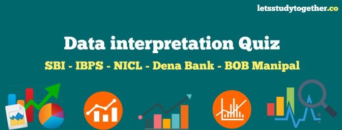 Data Interpretation Quiz