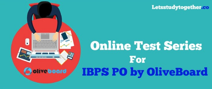 Online Test Series: For IBPS PO by OliveBoard