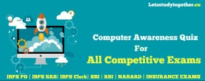 Computer Awareness Quiz for IBPS Clerk
