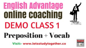 English online video classes