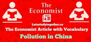 The Economist Article with Vocabulary