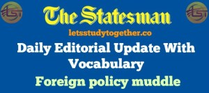 The StatesmanEditorial with Vocabulary