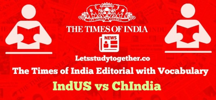 The Times of India Editorial with Vocabulary