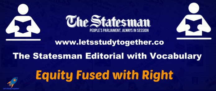 The Statesman Editorial words with Vocabulary