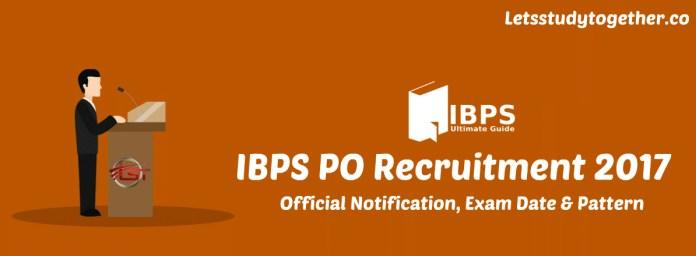 IBPS PO Recruitment 2017