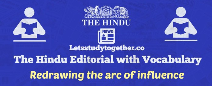 Vocabulary from The Hindu Editorial