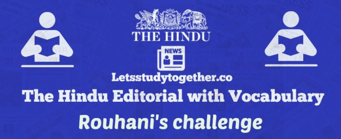 The Hindu Editorial Vocabulary