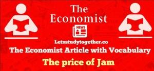 The Economist Editorial with Vocab