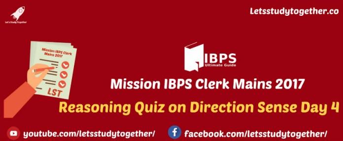 Reasoning Quiz on Direction Sense