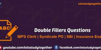 Double Fillers Questions