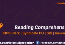 High Level Reading Comprehension