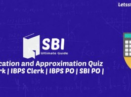 Simplification and Approximation Quiz